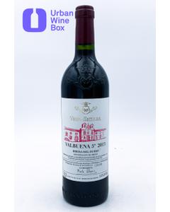 """Tinto """"Valbuena 5"""" 2013 750 ml (Standard)"""