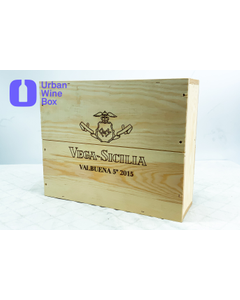 """Tinto """"Valbuena 5"""" 2015 750 ml (Standard)"""