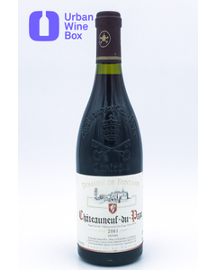 Chateauneuf-du Pape 2001 750 ml (Standard)