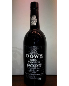 1983 Ruby Vintage Port Dow's