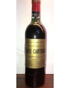 Brane-Cantenac 1967 750 ml (Standard)