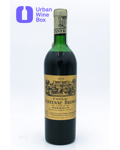 1970 Cantenac Brown Chateau Cantenac-Brown