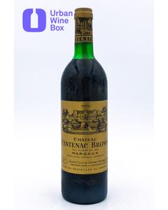 Cantenac Brown 1978 750 ml (Standard)