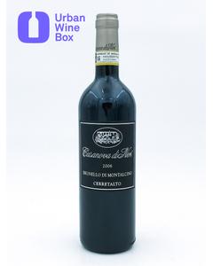 """Brunello di Montalcino """"Cerretalto"""" 2006 750 ml (Standard)"""