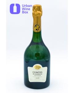 """2005 Vintage Blanc de Blancs """"Comtes de Champagne"""" Taittinger"""