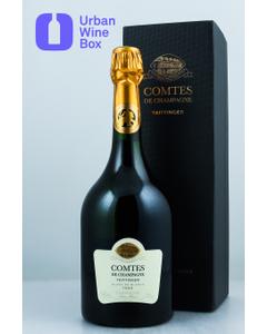 """Vintage Blanc de Blancs """"Comtes de Champagne"""" 1999 750 ml (Standard)"""