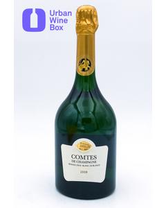 """Vintage Blanc de Blancs """"Comtes de Champagne"""" 2008 750 ml (Standard)"""