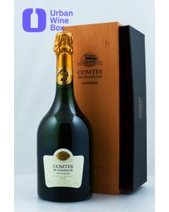 """2002 Vintage Blanc de Blancs """"Comtes de Champagne"""" Taittinger"""