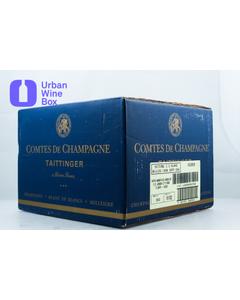 """1996 Vintage Blanc de Blancs """"Comtes de Champagne"""" Taittinger"""