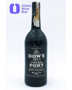 """Ruby Vintage Port """"Silver Jubilee"""" 1977 750 ml (Standard)"""