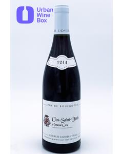 Clos Saint-Denis Grand Cru 2014 750 ml (Standard)