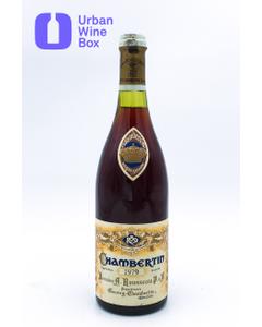 Gevrey-Chambertin 1979 750 ml (Standard)