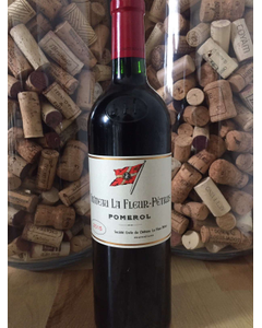 La Fleur-Petrus 2015 750 ml (Standard)