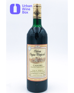 Cahors 1987 750 ml (Standard)