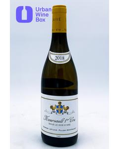 "Meursault 1er Cru ""Sous le dos d'Ane"" 2018 750 ml (Standard)"