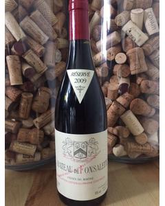 """Côtes du Rhône Reserve """"Syrah"""" 2009 750 ml (Standard)"""