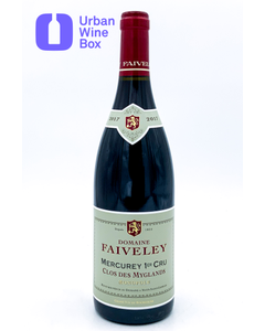 "Mercurey 1er Cru ""Clos des Myglands"" 2017 750 ml (Standard)"