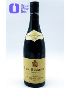 """Côte-Rotie """"Les Bécasses"""" 1999 750 ml (Standard)"""