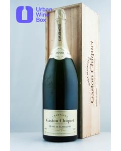 """2000 Vintage Blanc de Blancs Grand Cru """"D'aÿ"""" Gaston Chiquet"""