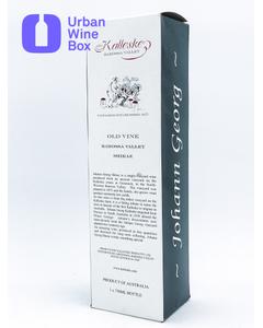 "Shiraz ""Old Vine - Johann Georg"" 2007 750 ml (Standard)"