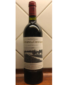 Chevalier Rouge 1981 750 ml (Standard)