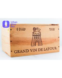 1986 Latour Chateau Latour