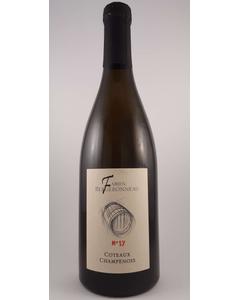 """Coteaux Champenois """"No. 17"""" 2017 750 ml (Standard)"""