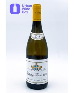 Puligny-Montrachet 2018 750 ml (Standard)