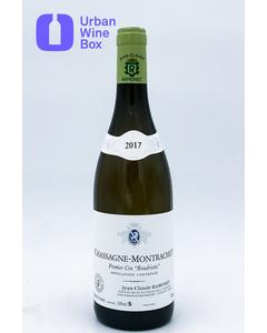 """Chassagne-Montrachet 1er Cru """"Boudriotte"""" 2017 750 ml (Standard)"""