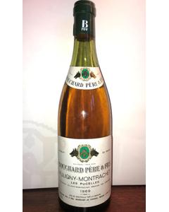 1969 Puligny-Montrachet Bouchard Père & Fils