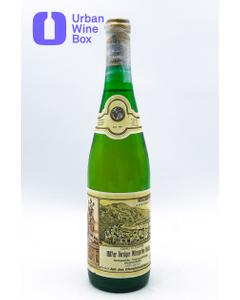 """Riesling Halbtrocken """"Ürziger Würzgarten"""" 1987 750 ml (Standard)"""