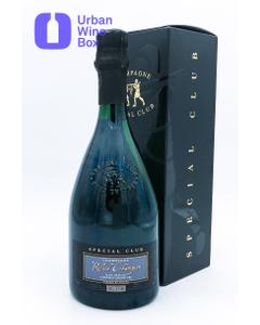 "2012 Vintage Blanc de Blancs Grand Cru ""Chouilly - Special Club"" Roland Champion"