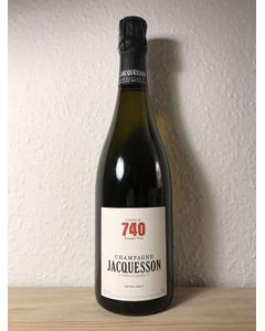 "Brut ""Cuvée 740"" 2017 750 ml (Standard)"