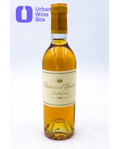 Sauternes 1er Cru Supérieur 2003 375 ml (Half)