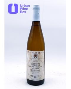 "Riesling Trocken Spätlese ""Niersteiner Pettenthal"" 1985 750 ml (Standard)"