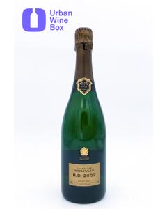 """Vintage Extra Brut """"R.D."""" 2002 750 ml (Standard)"""