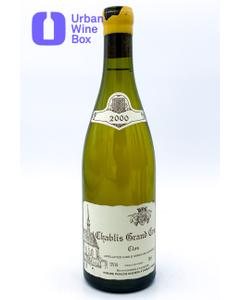"Chablis Grand Cru ""Clos"" 2000 750 ml (Standard)"