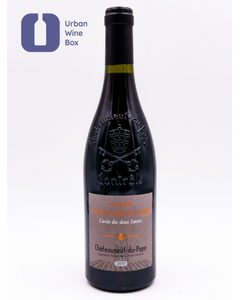 """Chateauneuf-du-Pape """"Cuvée des Deux Soeurs"""" 2015 750 ml (Standard)"""