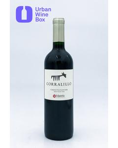 """Cabernet Sauvignon """"Corralillo"""" 2015 750 ml (Standard)"""