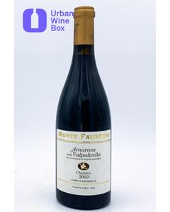 Amarone della Valpolicella Classico 2003 750 ml (Standard)