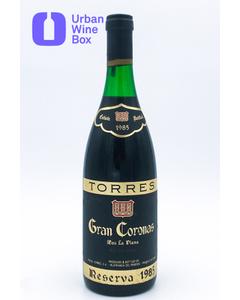 """Gran Coronas Reserva """"Mas La Plana"""" 1985 750 ml (Standard)"""