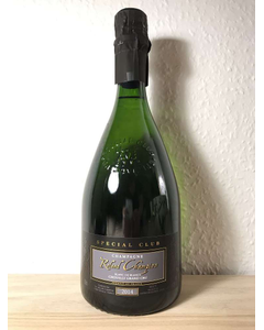 "Vintage Blanc de Blancs Grand Cru ""Chouilly - Special Club"" 2014 750 ml (Standard)"