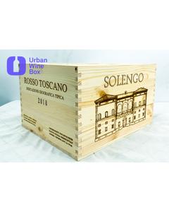 "Rosso Toscano ""Solengo"" 2018 750 ml (Standard)"