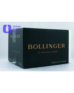 """2008 Vintage """"La Grande Année"""" Bollinger"""