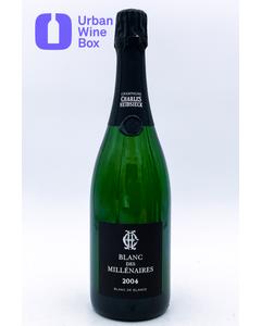 "Vintage ""Blanc de Millenaires"" 2004 750 ml (Standard)"