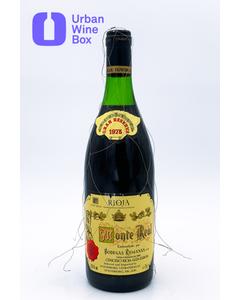 "Rioja Gran Reserva ""Monte Real"" 1975 750 ml (Standard)"