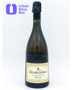 """Vintage """"Clos Des Goisses"""" 1991 750 ml (Standard)"""