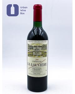 La Louvière Rouge 1967 750 ml (Standard)