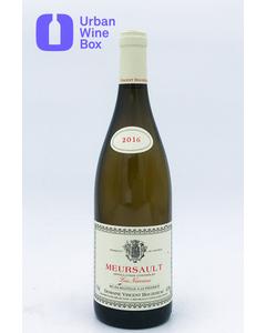 """2016 Meursault """"Les Narvaux"""" Domaine Vincent Bouzereau"""
