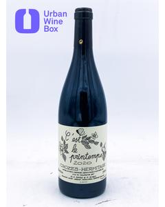 """Crozes-Hermitage Rouge """"C'est le Printemps"""" 2020 750 ml (Standard)"""